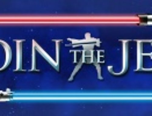 Join the Jedi!